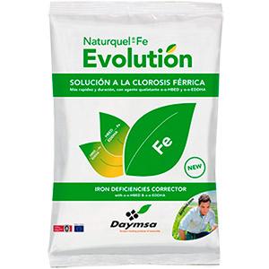 Naturquel-Fe-Evolution